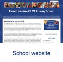 Parrett and Axe School